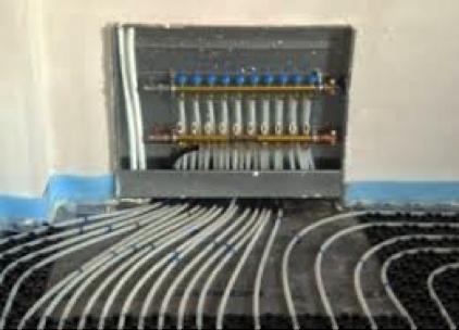 Instalar calefacción radiante en suelos