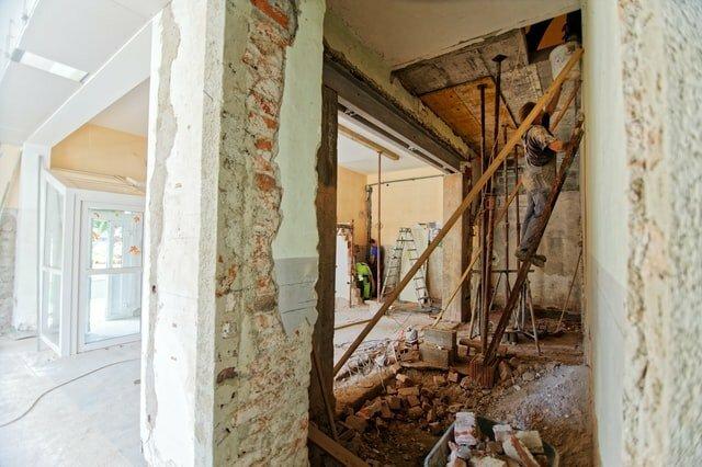 Cómo preparar la casa para una reforma